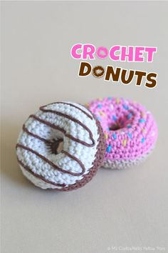 Mesmerizing Crochet an Amigurumi Rabbit Ideas. Lovely Crochet an Amigurumi Rabbit Ideas. Crochet Cupcake, Crochet Food, Cute Crochet, Crochet For Kids, Crochet Crafts, Crochet Yarn, Crochet Projects, Food Patterns, Crochet Toys Patterns