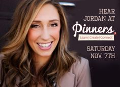 Pinners Conference in Sandy, UT - hear your favorite bloggers and Pinners speak!