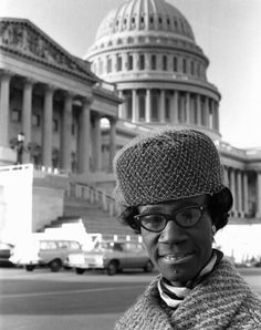 Shirley Chisholm - 1969 People Photographic Print - 46 x 61 cm African American Slavery, African American Women, African Americans, Women In History, Black History, Shirley Chisholm, American First Ladies, African Princess, Culture