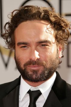 Johnny Galecki of Big Bang Theory