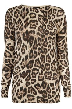 Clothing | Other LEOPARD PRINT SILK DRESS | Warehouse | Animals ...
