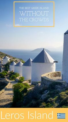 Want the best Greek Island without the crowds? Look to the Dodecanese Islands to Leros Island. Mykonos, Santorini, Europe Train Travel, Cruise Travel, Travel Plan, Travel Advice, Travel Tips, Best Greek Islands, Greece Islands