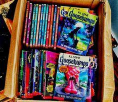 Halloween Horrors Queen's #Goosebumps Collection <3