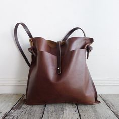 Image of nomadic 1 - distressed brown [sold - made to order] Fashion Handbags, Purses And Handbags, Fashion Bags, Top Designer Handbags, Luxury Sunglasses, Tan Leather, Leather Purses, Leather Backpack, Wallets