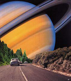 Estrada para saturno