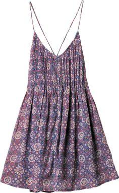 Told Secrets Dress | RVCA