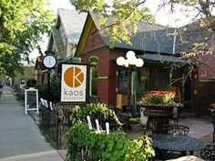Beautiful patio, great vibe, delicious food near Wash Park!