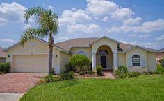 Tuscan Ridge. Florida Villas, Orlando, North America, Mansions, House Styles, Home Decor, Orlando Florida, Decoration Home, Manor Houses