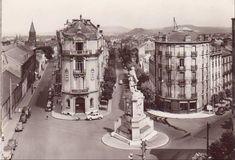 Clermont Ferrand, Rues, Chapelle, Rhone, Pisa, France, Building, Photos, Auvergne