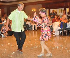 "Monroe ShagClub fundraising event ""Dancing for Dollars"""