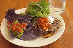 Gwyneth Paltrow's Veggie Burger