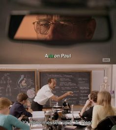 Every Time I Watch Breaking Bad