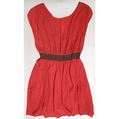 Jealous Tomato burnt orange mini dress. Like new - only worn once! Runs small - fits like a size small. Jealous Tomato Dresses Mini