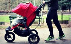 Tips for Running with a Jogging Stroller