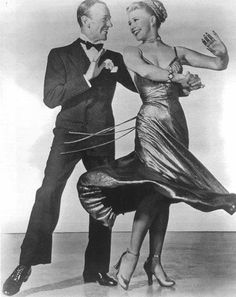 Astaire-Rogers Barkley's of Broadway