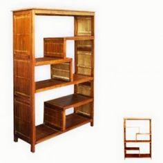 Athmane Bookcase