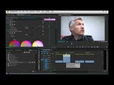 Using blend modes to correct overexposure in Premiere Pro | video post tips | lynda.com - YouTube