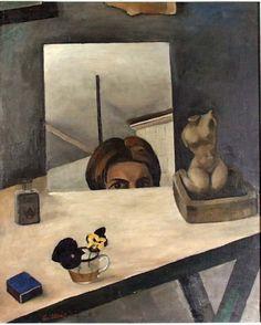 Otto Mäkilä, Finnish Self portrait, Turku Art Museum Artist Painting, Painting & Drawing, Selfies, Modern Artists, European History, Weird Art, Painting Inspiration, Art Museum, Oil On Canvas