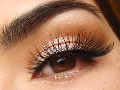 #SilkLashes and #MinkLashes | No runny mascara! Def would like these for my future wedding! I KNOW I'll be crying like a baby!