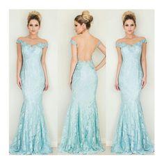 Vestido em Renda Italiana Light Blue w/ Bordado em Cristais Swarovski | ♡ Disponível TAM. GG   ••••••• 》》Whatsapp 43 9148-2241  ☎  43 3254-5125.   Rua Rio Grande do Norte, 19 Centro - Cambé-Pr  #venhaseapaixonar #euqueroo #deslumbrante #bordados #luxo #glamour #vestidodefesta #dream #dresses #festa #lançamento #formatura #casamento #15anos #dressparty #vestidodeuso #vestidodossonhos #details