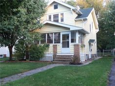 GREAT HOME at a GREAT PRICE on a lovely Old Brooklyn Street. Hardwood floors, enclosed porch and a large backyard along with a great location make this a home you have to see.  Newer windows and appliances. Easy access to all parts of Greater Cleveland. Close to I-480.