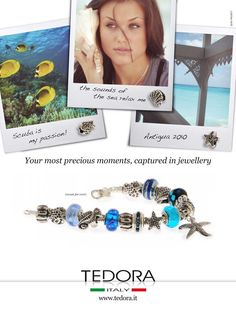 Tedora ocean forever Precious Moments, My Passion, Pandora, Ocean, Magic, In This Moment, Beads, Jewelry, Antigua