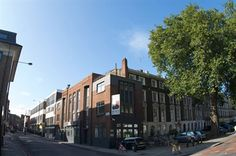 Angel Islington: A 1930s art deco building offers office space just moments from Angel tube station.