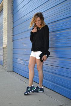 kickin' it #newbalance #sneakers #sneakerstyle