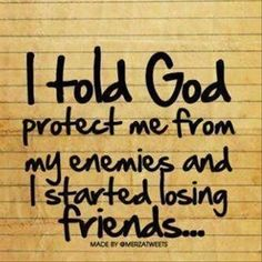 god is my friend quotes