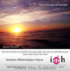 """Si quieres compartir """"tus miradas"""" mándanos paisajes o fotos curiosas que quieras que todos VEAN!!! Gracias Mari Carmen Paskiss por compartir con nosotros tus miradas! síguenos en http://www.iohoyos.com/"""