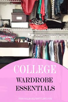 A complete guide on what to pack for college, and where to get the best essentials for a bargain!