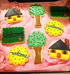 #Welcome to the #Neighbourhood #Cookies