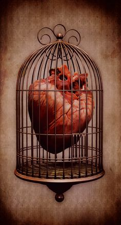 caged heart | Tumblr