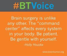 brain tumor & brain cancer awareness