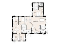 Katalogvariant With a few mods not bad Dream House Plans, My Dream Home, Cottage Plan, House Drawing, Level Homes, Future House, Architecture Design, Home Goods, New Homes