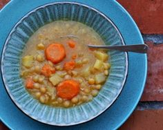 Scandinavian Split-Pea Soup, the classic Scandinavian recipe, made with dried split peas on Thursdays across Sweden and Finland. Hearty comfort food, great for a crowd or a houseful. For Weight Watchers, #PP2. #KitchenParade.