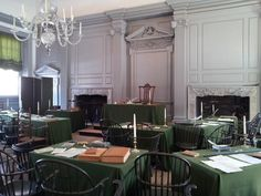 Inside Independence Hall in Philadelphia-a free tour! Independence Hall, Declaration Of Independence, Benjamin Rush, Pennsylvania History, Spring Break Vacations, Revelation 22, 13 Colonies, American Revolutionary War