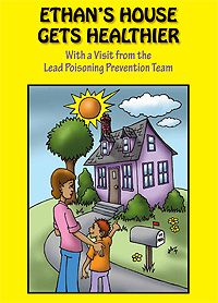 Use this coloring book to help explain lead remediation to kids. Lead Poisoning, Physical Environment, We Are Family, Get Healthy, Coloring Books, Childhood, Kids, Facts, Cover