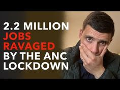 2.2 Million Jobs Ravaged By The ANC Lockdown - YouTube Unemployment Rate, Youtube, Youtubers, Youtube Movies