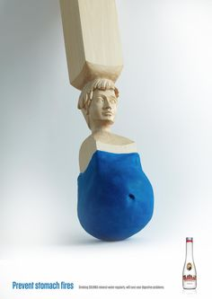Sulinka Mineral Water: Print Ad