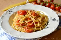 Spaghetti alla San Giuannidd ricetta pugliese