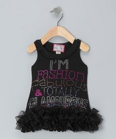 Infant,Toddler, and Girl-Born 4 Couture on #zulily today! On for 32.99! The full price was 75.00