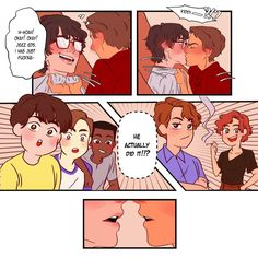 Richie and Eddie IT Movie Chapter 2 Cute Couple Comics, Couples Comics, It Movie Cast, It Cast, Tom Cruise Young, Fanfiction, It The Clown Movie, Percy Jackson Ships, Character Prompts