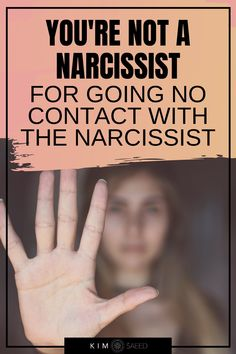 We often feel that implementing No Contact portrays the same lack of empathy as the narcissist's behaviors when they give us the Silent Treatment. This couldn't be further from the truth when protecting yourself against a narcissist. Going no contact is very different from the narcissistic silent treatment.