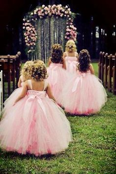 Little maids all in a row.....From imgfave.com