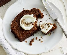 Ginger treacle spice loaf, lemon recipe, brought to you by Australian Women's Weekly Pastry Recipes, Cake Recipes, Loaf Recipes, Baking Recipes, Easy Loaf Cake Recipe, Lamb Kebabs, Rhubarb Crumble, Tiramisu Recipe, Almond Cakes