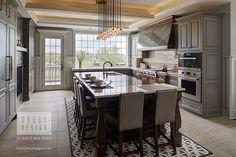 High End Kitchen Appliances in Luxury Kitchen Design - Drury Design Living Room Kitchen, Kitchen And Bath, New Kitchen, Kitchen Decor, Kitchen Ideas, Kitchen Pictures, Living Rooms, Luxury Kitchen Design, Luxury Kitchens