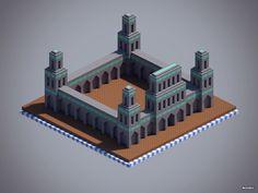 MCNoodlor: Necropolis Walls