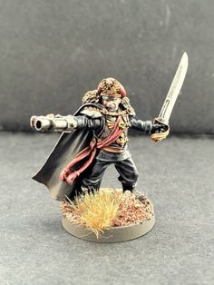 Imperial Guard Commissar Lord