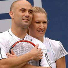 Beautiful tennis couple <3